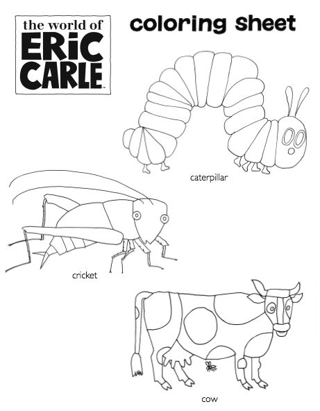1000+ images about Preschool Eric Carle Activities on