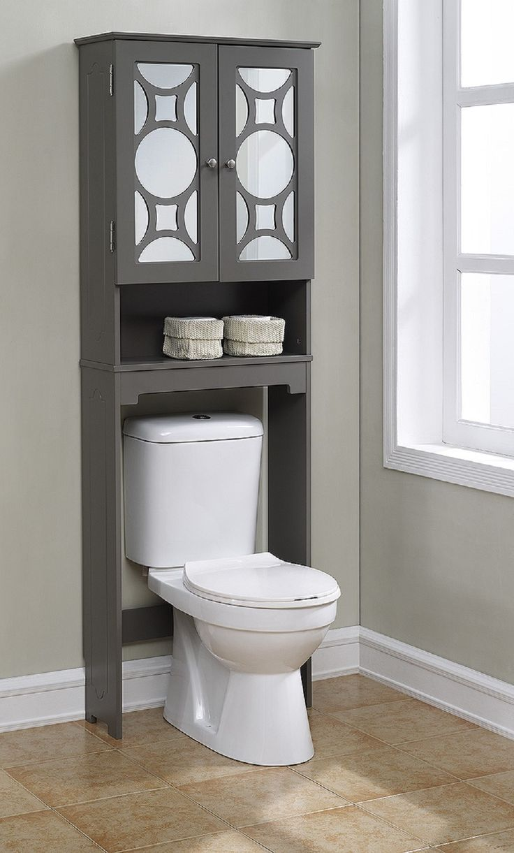 25+ best ideas about Over the toilet cabinet on Pinterest