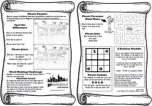1000+ images about Children's Puzzle Worksheets on