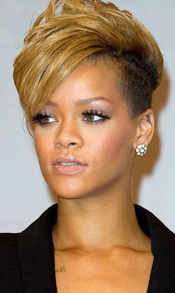 25 Best Ideas About Rihanna Short Haircut On Pinterest Rihanna