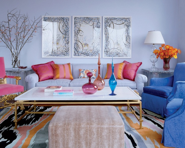 17 Best Ideas About Coral Living Rooms On Pinterest
