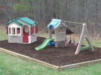 Best 10+ Backyard play areas ideas on Pinterest   Backyard ...