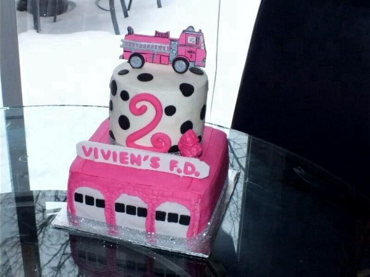 17 Best Images About Fire Truck Birthday- For Girls! On