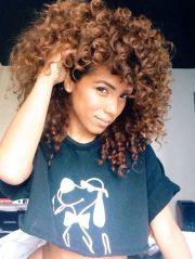 1000 ideas big curly hair