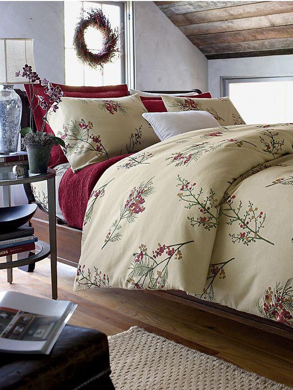 Christmas Bedspreads Christmas Bedding Pineberry