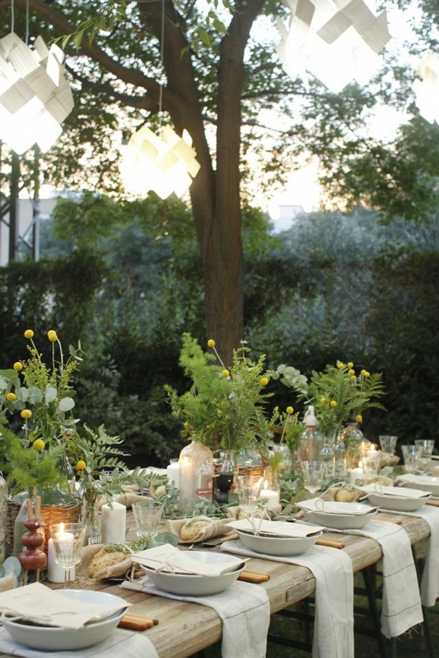 25 Best Ideas About Outdoor Dinner Parties On Pinterest Dinner