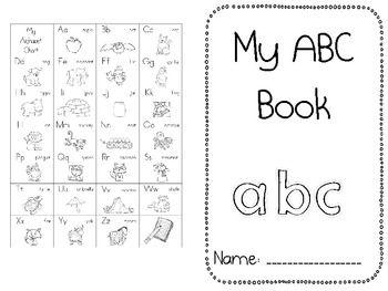 1000+ images about Kindergarten {Alphabet} on Pinterest