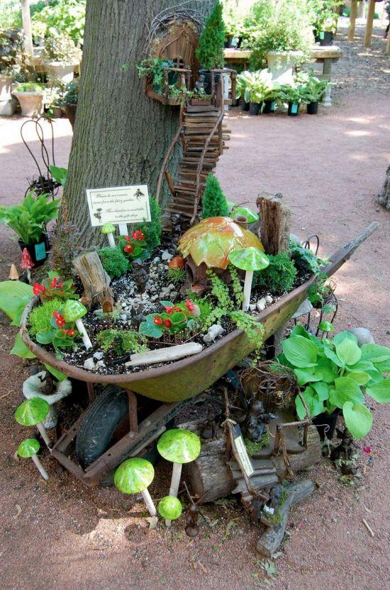 Best 25 Wheelbarrow Garden Ideas On Pinterest Wheelbarrow Decor