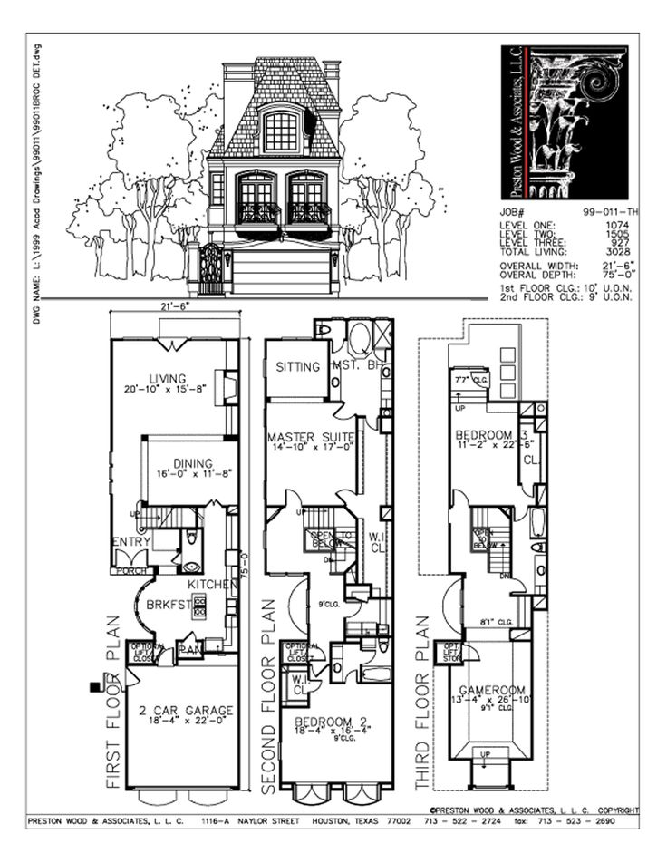 Best 737 Pillars of Architectural Plans images on