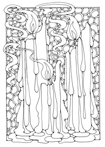 1000+ images about Crafty Coloring Pages on Pinterest