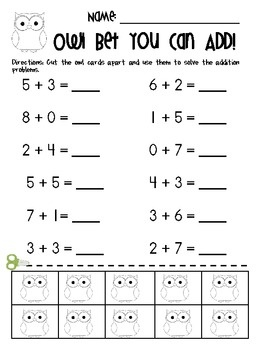 24 best images about Addition and subtraction on Pinterest