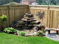 25+ best ideas about Backyard water feature on Pinterest