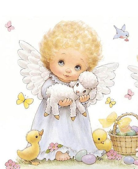 17 Best Images About Cute Angels On Pinterest Angel