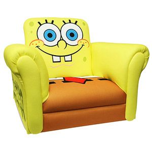 Nickelodeon  SpongeBob SquarePants Deluxe Rocking Chair