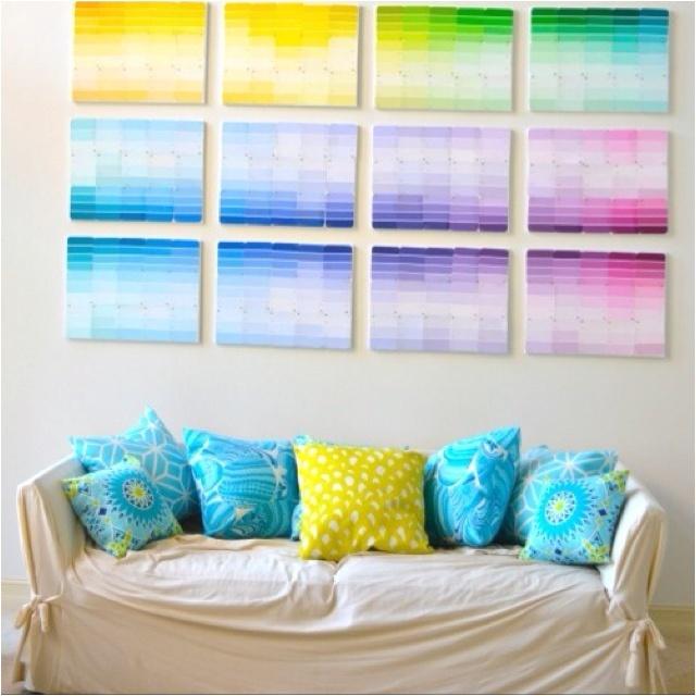 Diy Dorm Decor Images D On Paint Sample Wall Ideas Samples