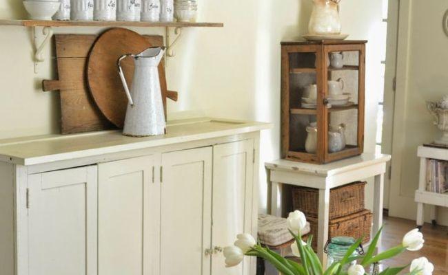 Faded Charm Diy Farmhouse Style Decorating Ideas