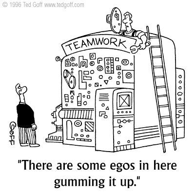 1000+ images about Teamwork (or lack thereof) cartoons on