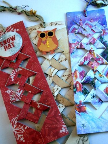 25 Best Ideas About Recycled Christmas Cards On Pinterest