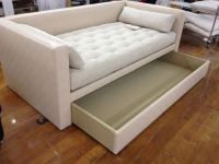 Trundle bed / sofa - Porter M2M Divan into a custom sized ...