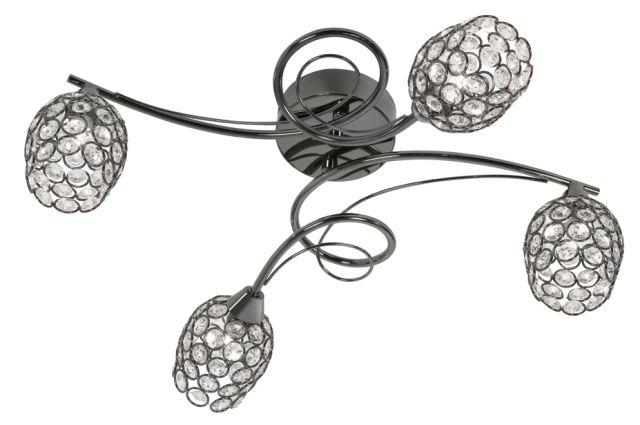 Floor Lamps Gt Wofi Low Energy 2 Light Floor Lamp In