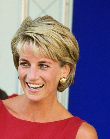 25 Best Ideas About Princess Diana Hairstyles On Pinterest Lady