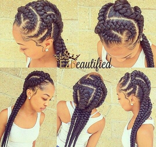 20 Best Images About Hairsyyles On Pinterest Ghana Braids 50
