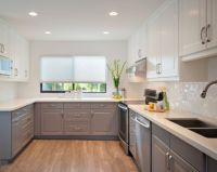 17 Best ideas about Two Tone Kitchen on Pinterest | Two ...