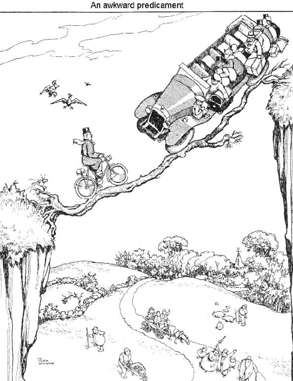 115 best images about William Heath Robinson on Pinterest