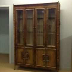Stripping Kitchen Cabinets Vintage Looking Appliances Faux Bamboo China Cabinet Www.curatingcraigslist ...