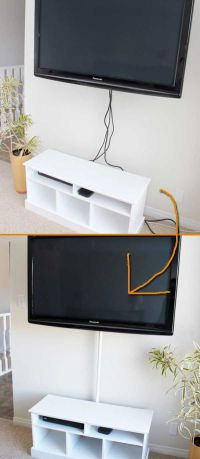25+ best ideas about Hiding Wires on Pinterest | Hide ...