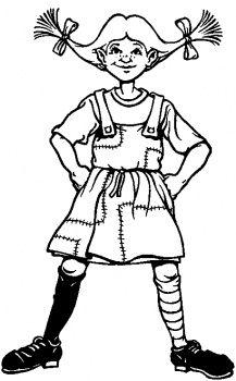 173 best images about Pippi Langstrømpe on Pinterest
