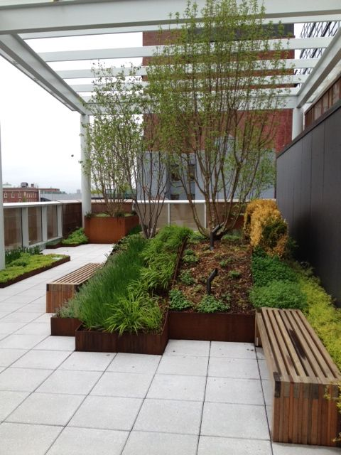 321 Best Images About Garden Rooftop Designs On Pinterest Roof