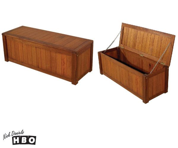 Outdoor Storage Bench Seat - Google Search