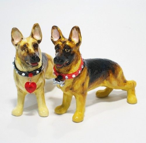 129 Best Images About German Shepherd On Pinterest Figurine