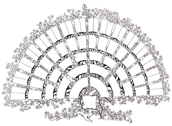 1000+ ideas about Printable Family Tree on Pinterest