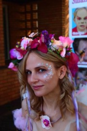 fairy face paintings ideas