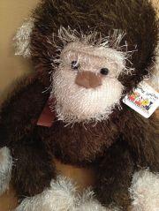 russ talking monkey long hair