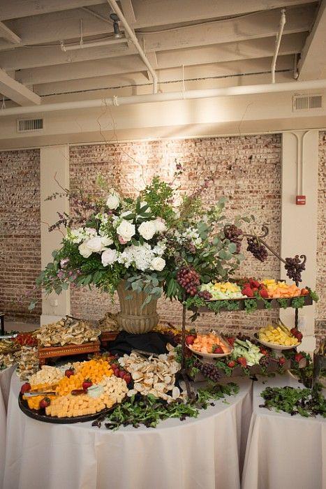 Bridgestreet Gallery And Loft Food Display Pinterest