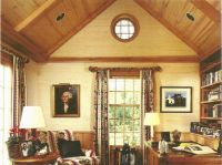 Vaulted wooden ceiling, would really like to do this to ...
