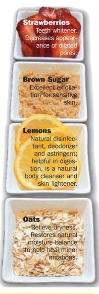10 homemade natural beauty and spa