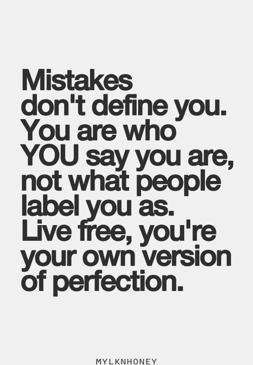25+ Best Ideas about People Make Mistakes on Pinterest