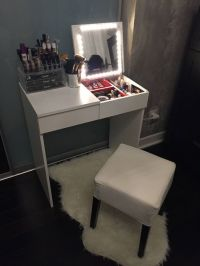 Build Your Own Makeup Vanity Table | Saubhaya Makeup