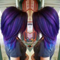 Crazy Hair Color Ideas For Long Hair   www.pixshark.com ...