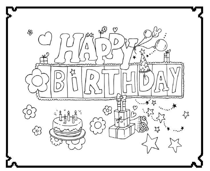 Happy birthday, Happy and Birthdays on Pinterest