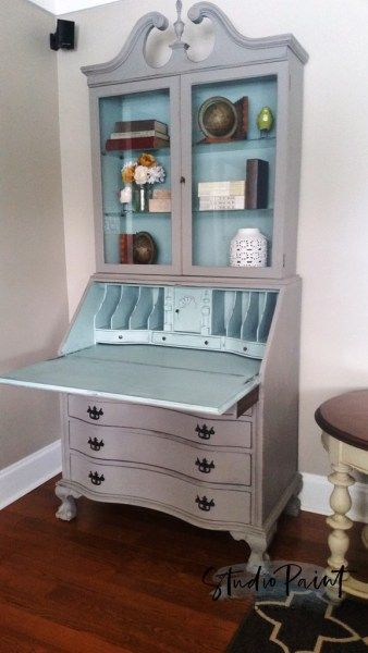 Cheap Side Table Lamps 1000+ Ideas About Painted Desks On Pinterest | Chalk Paint