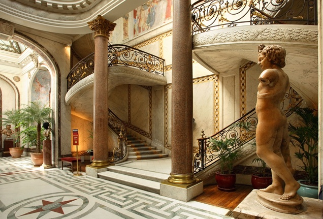 Musee Jacquemart-Andre in Paris