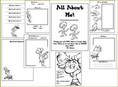 220 best Dr. Seuss Classroom Theme images on Pinterest