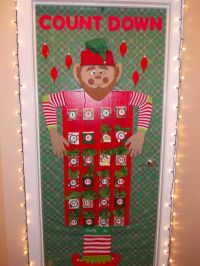 Count Down to Christmas by Jenell Yearwood | Office Door ...