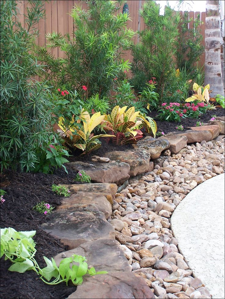 25 Best Ideas About Stone Landscaping On Pinterest Landscape
