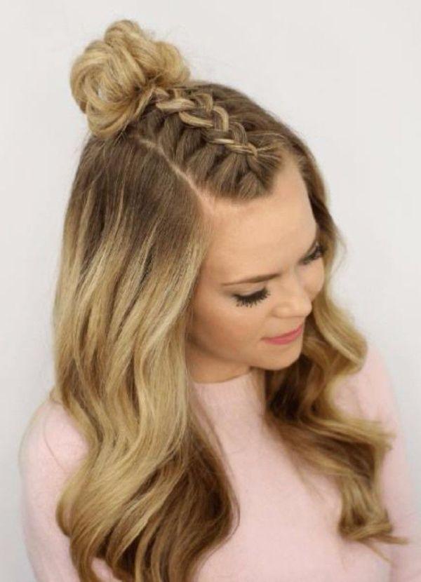 30 Friendly Cute Easy Formal Hairstyles Hairstyles Ideas Walk